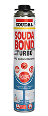 SOUDABOND TURBO<br /><strong>SZYBKI CHWYT</strong>