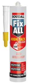 Fix All HIGH TACK CLEAR